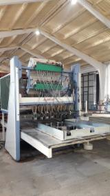 Spain Woodworking Machinery - Used Delta 2015 Pellet Production Line