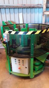 Spain Woodworking Machinery - New Rotatic Pellet Production Line For Sale Spain