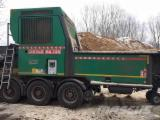 JENZ Woodworking Machinery - Used JENZ BA 725D 2017 Chippers And Chipping Mills For Sale Romania