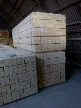 Planks (boards), Spruce , Pine - Scots Pine, Thermo Treated