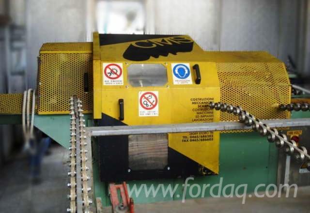 Vender Serras Circulares De Otimização CMS MT-MA Usada 2000 Itália À Venda