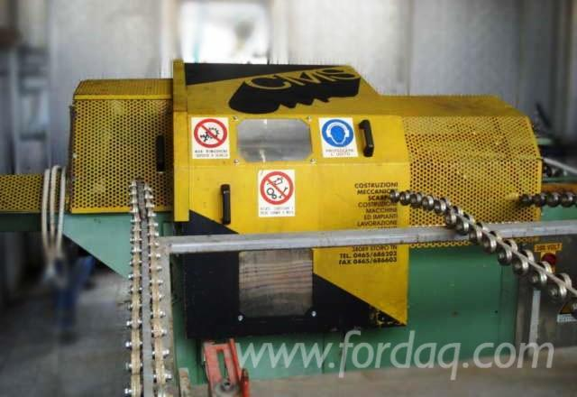 automatic circular saw for wooden blocks CMS MT-MA Crosscut saw