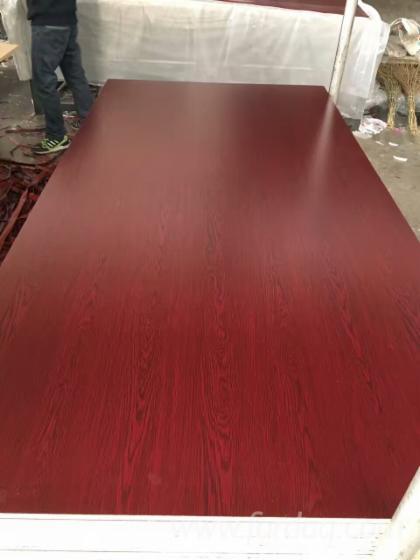 Natursperrholz, Lauan, Dark Red