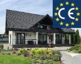 Vend Maison Bois : Madrier Empilés Pin - Bois Rouge Résineux Européens 207 m2 (sqm)
