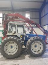 Used FORD County 1164 1980 Forest Tractor Romania