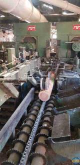Log Band Saws, Vertical MEM Twin 1400 REVERSE Używane Francja