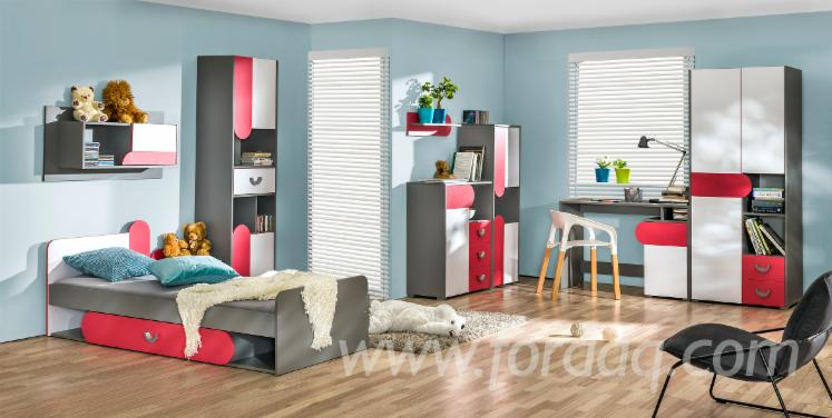 Youth Sets Laminated Chipboard