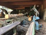 Bruks Woodworking Machinery - Used Bruks RR700 1999 Sawmill For Sale Italy