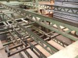 Stingl Woodworking Machinery - Used Stingl 1992 Timber Sorting Station For Sale Italy
