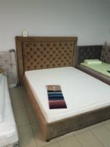 MDF Panel Bedroom Furniture - Bed for bedrooms