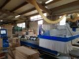 Woodworking Machinery - CNC 5 Axis Masterwood 2014