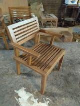 Garden Chairs Garden Furniture - Garden solid wood chairs, teak and mahogany