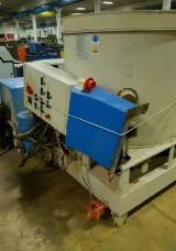 Briquetting Press - Used Comafer -- Briquetting Press For Sale Romania