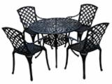 cast aluminum garden outdoor furniture
