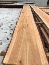 Find best timber supplies on Fordaq - PE Holynska M.V. - Unedged softwood boards for sale
