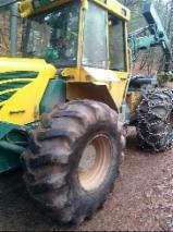 Лісозаготівельна Техніка - Зчленований Трельовщик HSM 805 Б / У 2010, 9900h Німеччина