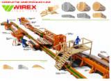 WIREX Woodworking Machinery - Vertical Sawmill, Wirex