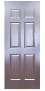 High quality mahogany melamine door skin from factory