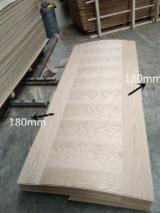 3mm Oak Plywood Skin Doors