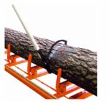 WIREX Woodworking Machinery - Wirex Rodo Manual Log Turner
