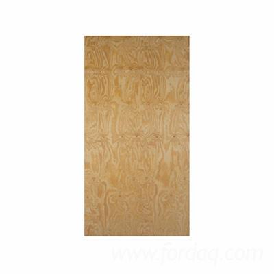 Pine Plywood, PEFC, Various Qualities