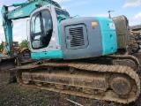 Forest & Harvesting Equipment - Kobelko SK235RNLC Crawler Excavator