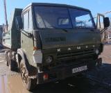 Machines Et Équipements D'exploitation Forestière - Vend Camion Kamaz 55111 Occasion 1991 Ukraine