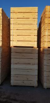 Pallets, Packaging and Packaging Timber - Pine/ Spruce Pallet Boards