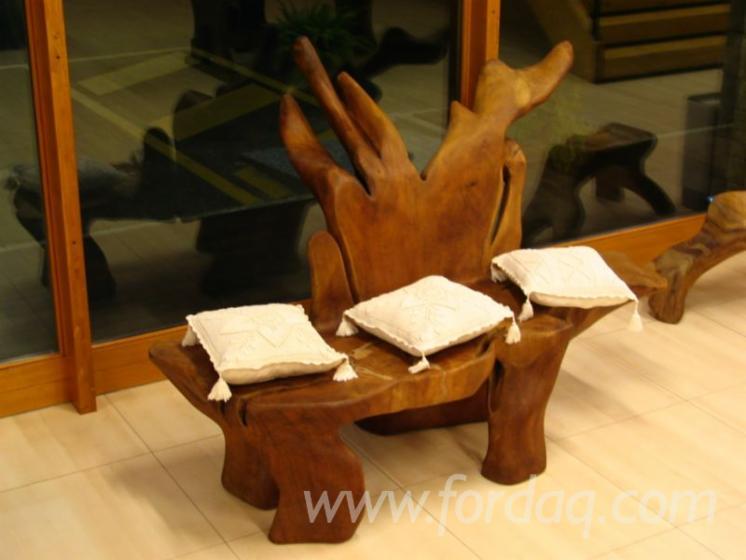 Special Design Sofas, Brazilian Wood