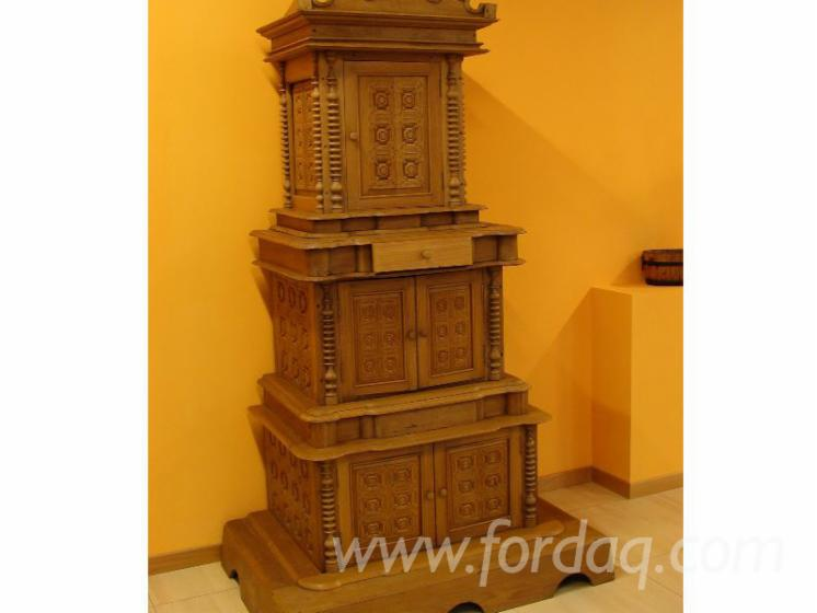 Library/ Bookcase, Brazilian Wood
