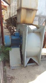 Dantherm Woodworking Machinery - Used Dantherm 2007 Fan For Sale Ukraine