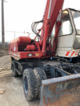 Used Orenstein & Koppel (O&K) 1995 Mobile Excavator For Sale Romania