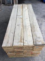 27 x 210 mm Edged Oak Lumber KD QF5/5x