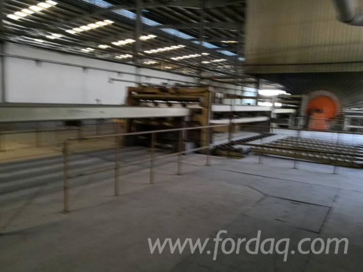 Used-Germany-MDF-continuous-press-line-used-Chinese-MDF