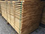 Sawn and Structural Timber - 27*120mm edged oak KD QF1-4x