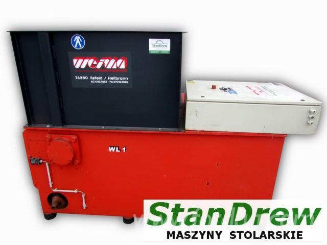 Vend-Machines-%C3%80-Fabriquer-Des-Particules-WEIMA-WL12-Occasion