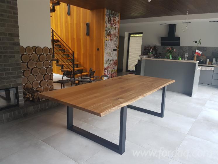 Vendo Tavoli Da Pranzo Design Latifoglie Europee Rovere ...