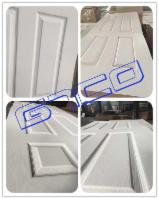 HDF Moulded Door Skin , White Primer/Melamine