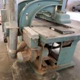 DIEHL Woodworking Machinery - DIEHL 750 Rip saw - straight line