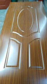 Melamine Faced HDF Door Skin Panel
