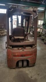 Germany Woodworking Machinery - Used E16C-01 Elektro 2007 Forklift For Sale Germany