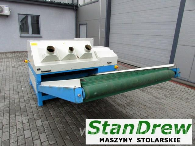 Used WALTER KL-145 2003 Pallet Production Line For Sale Poland
