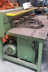Netherlands Woodworking Machinery - Pallet press for Euro pallets