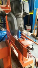 Netherlands Woodworking Machinery - Pallet circular saw for Europallets