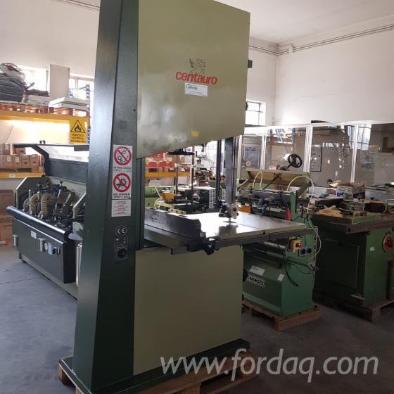 Gebraucht Centauro CO800 1995 Sägemaschinen Zur Verarbeitung Von Massivholz, Holzwerkstoffen Und Kunststoffen - Sonstige Zu Verkaufen Italien