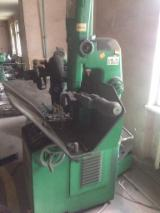 Vollmer Woodworking Machinery - Grinding machine for circular disk saw