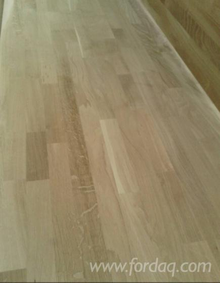 Wholesale Oak 18 mm Glued (Discontinuous Stave) European hardwood from Ukraine, Рівне