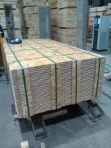 Veneer and Panels - 8; 9; 10; 11; 12; 15; 18; 20; 22 mm OSB (Oriented Strand Board) Germany