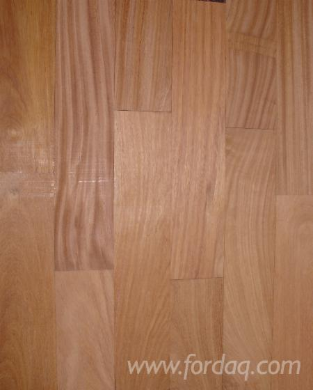 Massive Doussie Flooring 14x9x500-1000mm, klasa Standard i Natur