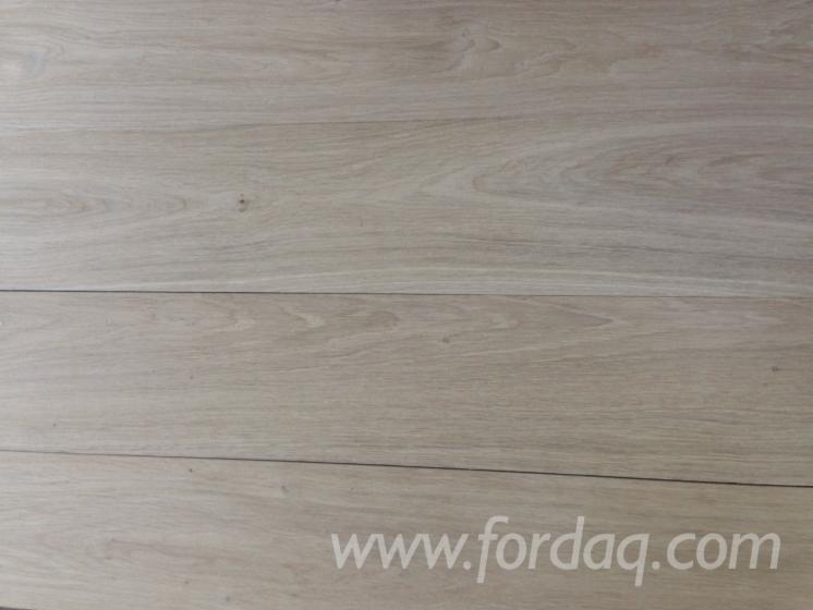 Dąb, Deska Podłogowa Drewniana Klejona